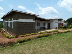 Nyenga's health center