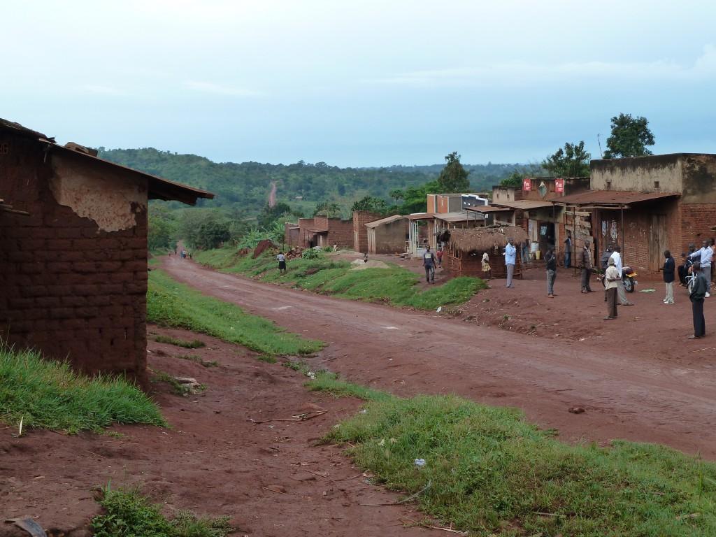 Neighboring village